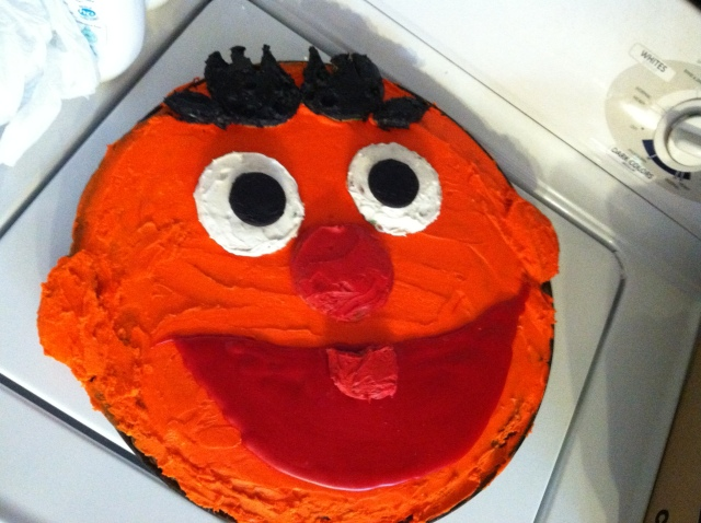 Jamie's Cookie Cake